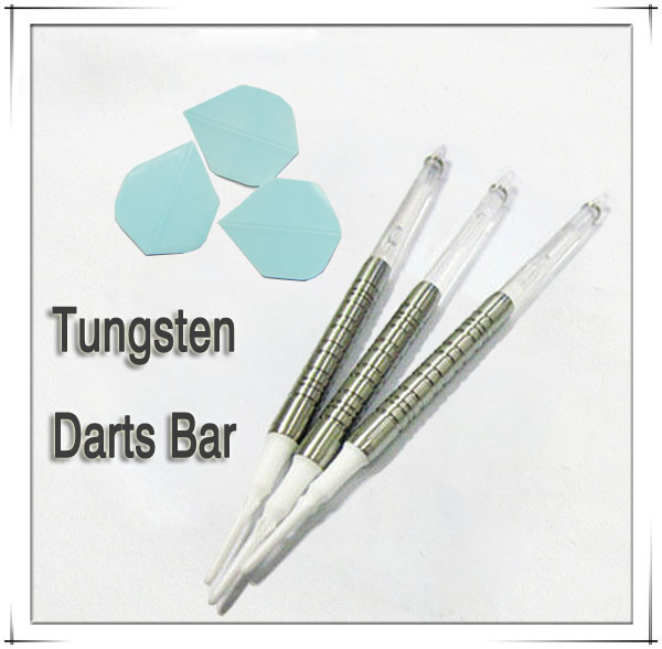 Custom Soft Tip 90%Tungsten Dart Barrels with competitive price