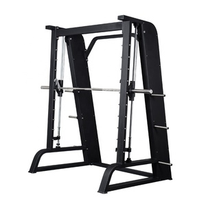 dezhou fitness equipment gym crossfit power rack smith machine