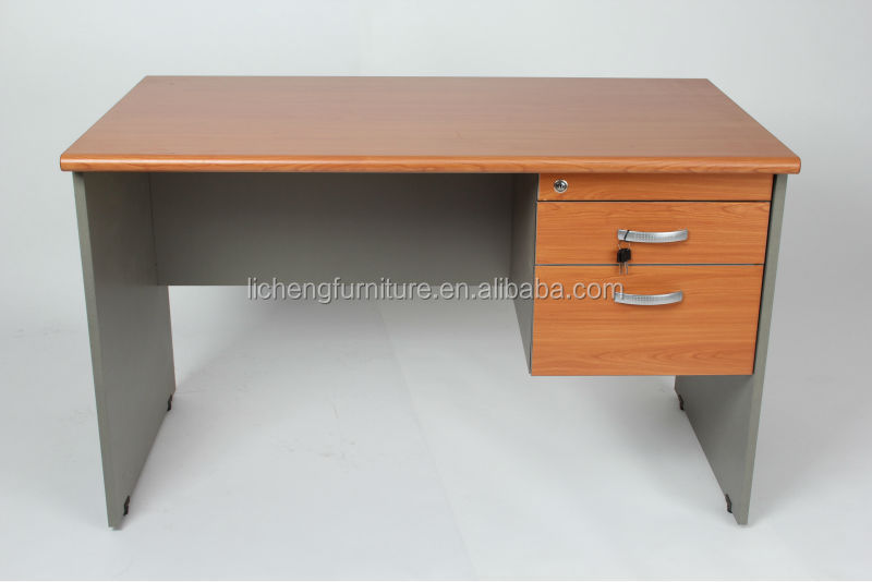 Drawers Wooden Table/MDF Office Table Design