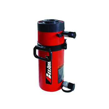RRH Series 700 Bar 10000 PSI High Pressure Double Acting Hollow Piston Hydraulic Cylinder