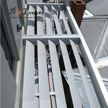Aluminum Canopy sun shading & Aluminum Canopy sun shading View aluminum awning and louver ...