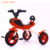 China factory lower price 3 wheel simple toddler trike for sale / eva tir kid tricycle / tricycle enfants