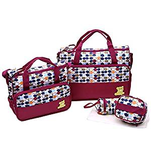 BO Mother-daughter packages/multi-function large capacity infant Kit/Kit/set of 5