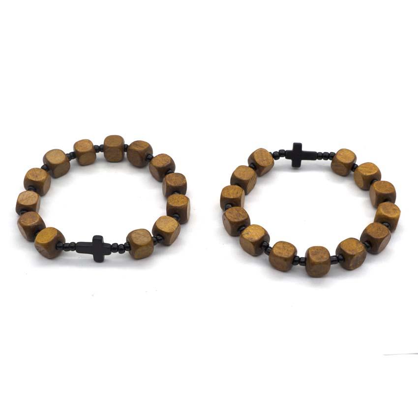 Bracelets Wooden Bead Bracelet For Men