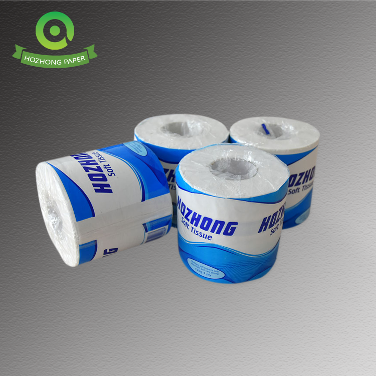 China Supplier Wholesale Toilet Tissue Toilet Paper <strong>Roll</strong>