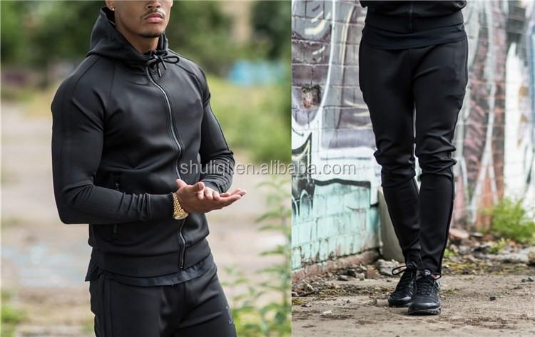 2020 Hot Sale Customized Mens Tracksuit/Men Sweatsuit/Custom Made Men Jogging Suit Made in China SLQ-V-0697