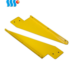 Shanghai cnc Precision Stainless steel yellow truck parts accessories