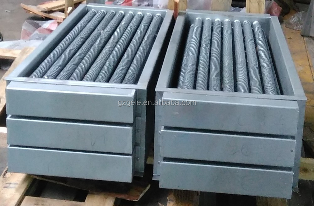 China Hersteller Hochfrequenz-schweißen Rippenrohr-wärmetauscher ...