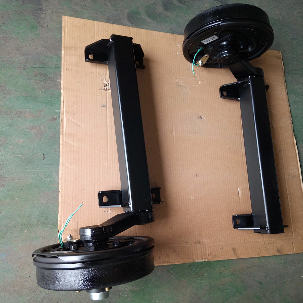 Half Axle Torsion Half Axle For Trailer