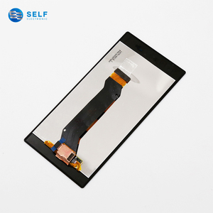 Wholesale price replacement display lcd touch screen for sony xperia z1s c6916