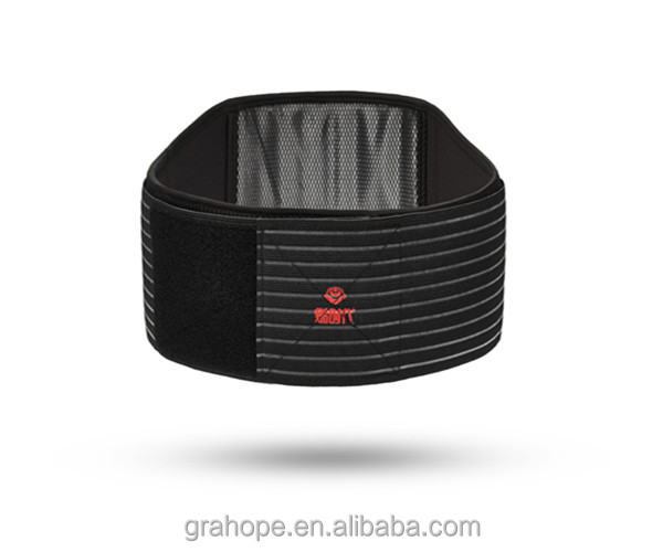 Graphene Physical Therapy Heating Back Support
