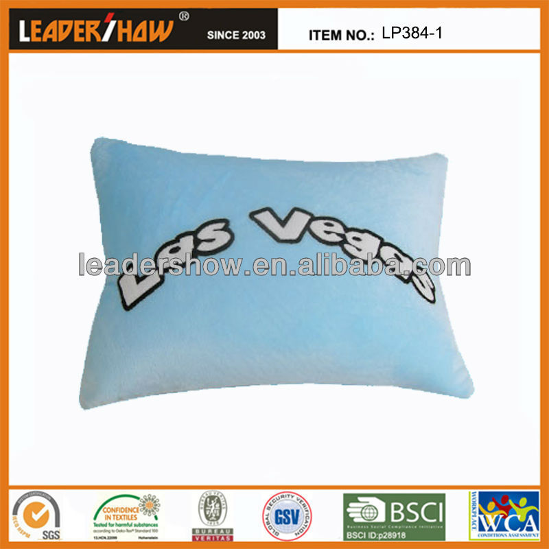 New design and fashional square pillow for 2012