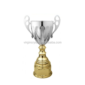Manufacture cheap sports golf metal bowl trophy cup