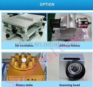 Micro SD Memory Card / Metal / Ear Tags Laser Marking Machine
