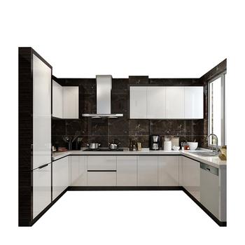 Cbmmart Furniture Manufacturer Of Aluminum Profile Kitchen Cabinet - Buy  Kitchen Furniture,Kitchen Design,Luxury Kitchen Furniture Product on ...