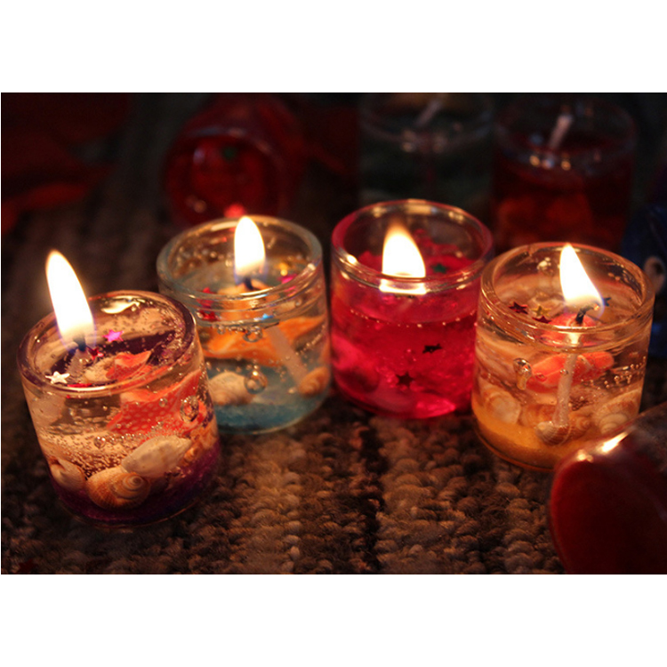 China glass gel candles wholesale 🇨🇳 - Alibaba