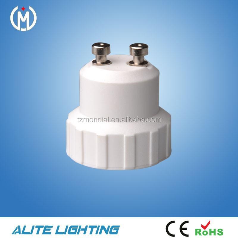 Ceramic Lamp Adapter Gu24,Gu10,E27,E14,E12,Gu10 To E14 Adapter ...