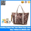 Aibaba factory outlet custom nappy handbag mummy messenger tote baby diaper bag