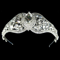 Diamond Bride Tiara