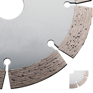 110-190mm Hot Sale Marble Granite Ceramic Disc Diamond Saw Blade Cutter for Dry Cutting