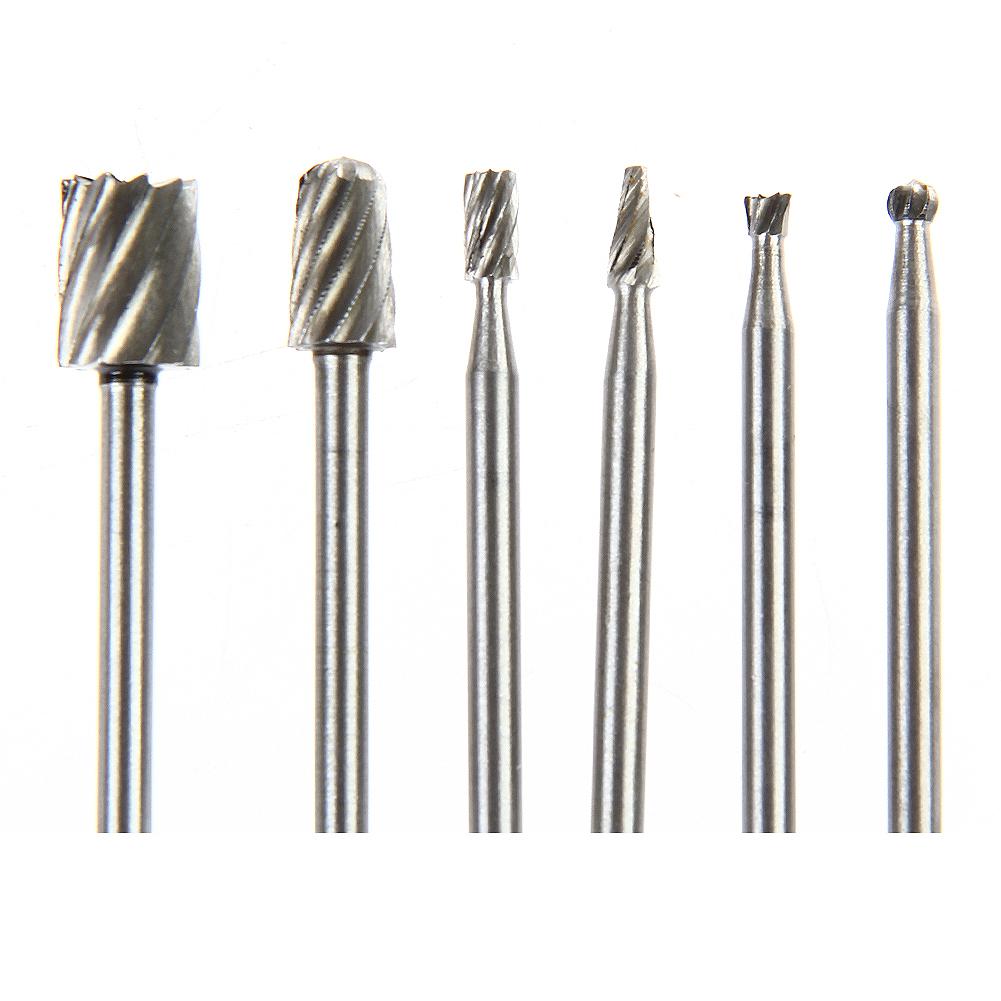 6pcs Dremel Rotary Tool Mini Drill Bit Set Cutting Tools
