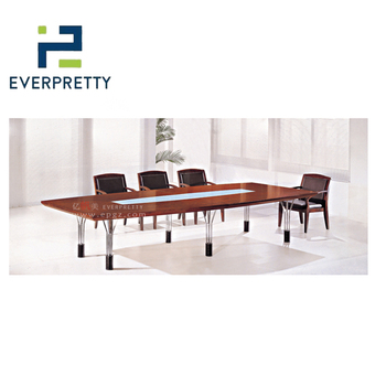 Luxury Wood Oval Shape Conference Table Meeting Table Office Discussion Table Buy Fancy Oval Shape Conference Table Popular Large Office Meeting