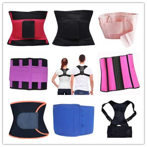 New Promotion Competitive Price Customized Available  Safe Material Woven Stretch Waist Belt Factory from China