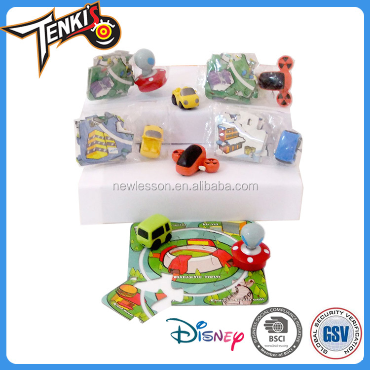 2016 cheap small plastic car wind up toy with OEM Service