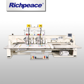 Richpeace Computerized Mixed Coiling & Chenille Embroidery Machine five in one