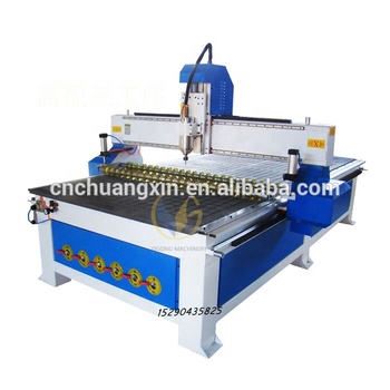 4 axis cnc wood router , 3d cnc router machine for MDF , PVC , acrylic , aluminum