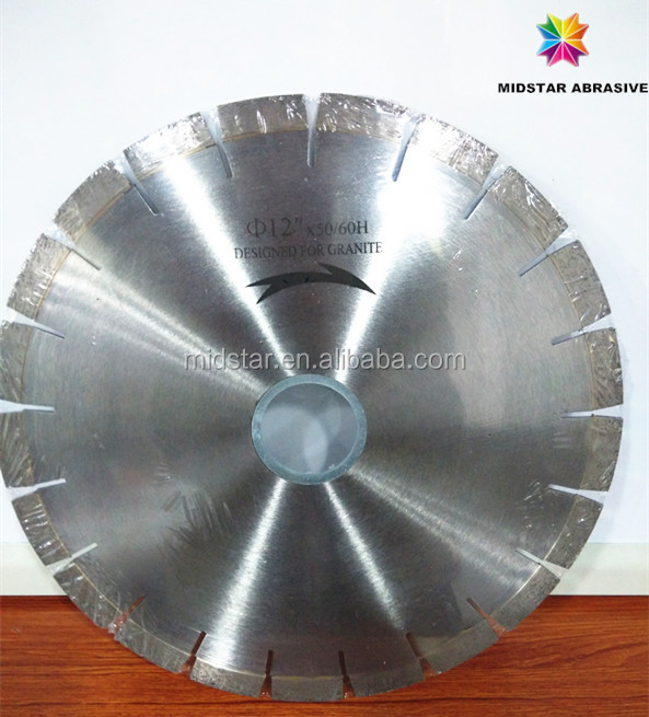 350mm wholesale granite marble stone cutting saw blade segment