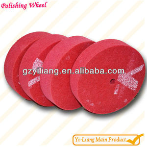 sanding sponge wheel for jewelery/aluminium/brass/copper/stainless steel.
