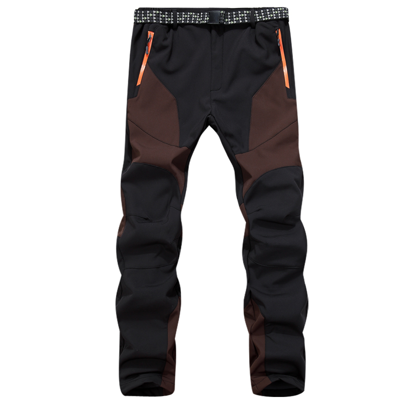 2016 outdoor long pants waterproof hiking softshell hiking pants