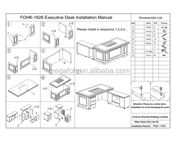 Professional manufacturer office furniture executive for Office design handbook