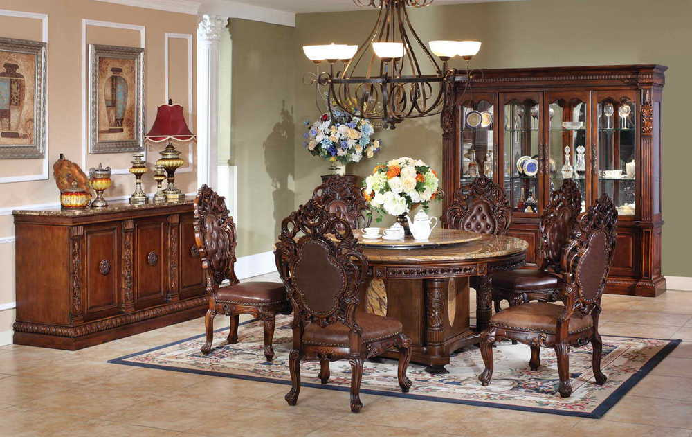 Luxury Dining Room Furniture Made In China