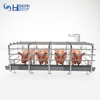wholly hot dipped galvanized pig breeding/ gestation/ limiting pen/crate/stall for sale