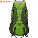 70L external frame outdoor climbing mountaineering highland adventure backpack hunting with raincover
