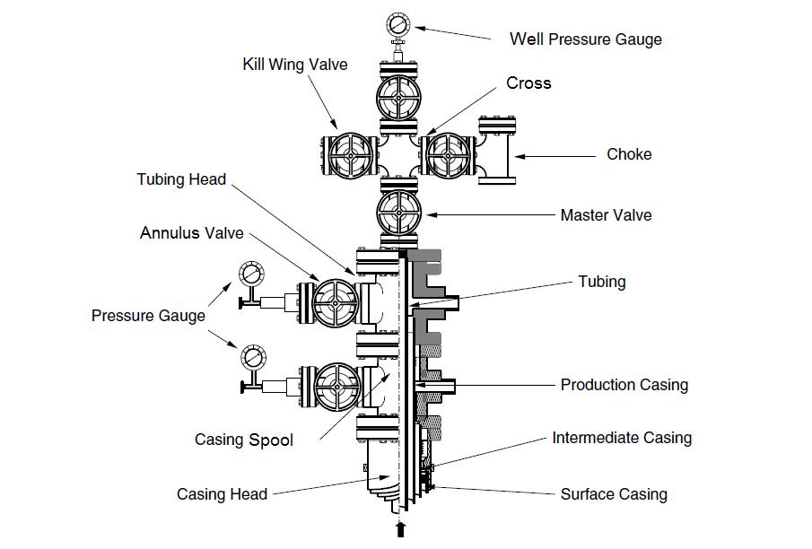 Diagram Wellhead Christmas Tree - Wiring Diagram Database