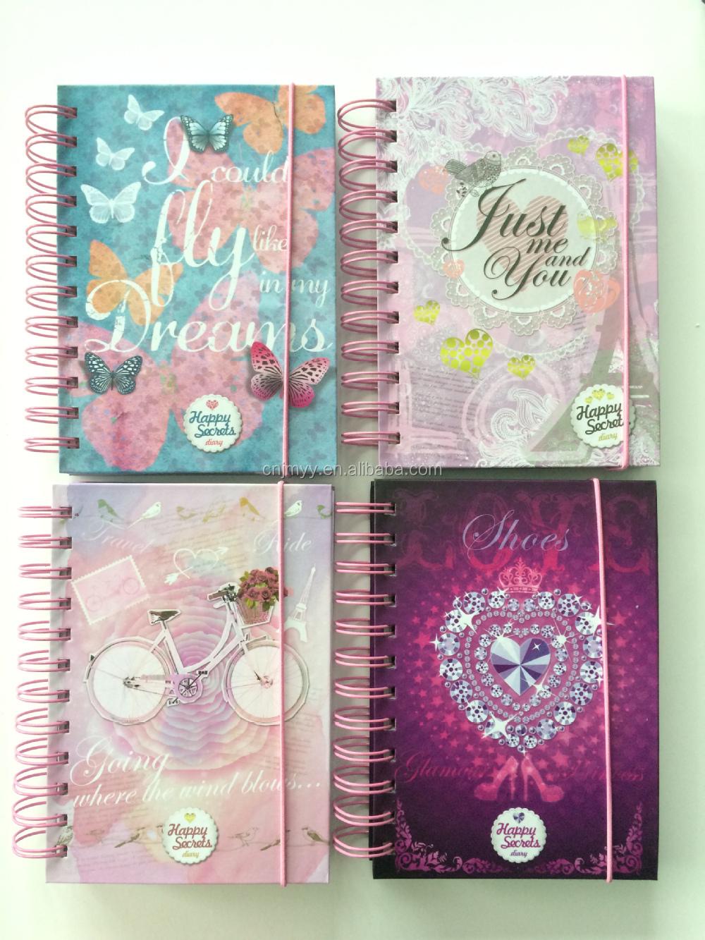 Secret Diary /beautiful Diary For Girls/planner Diary ... - photo#43
