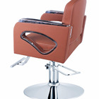 Salon make up furniture Reclining hair salon styling chair 976