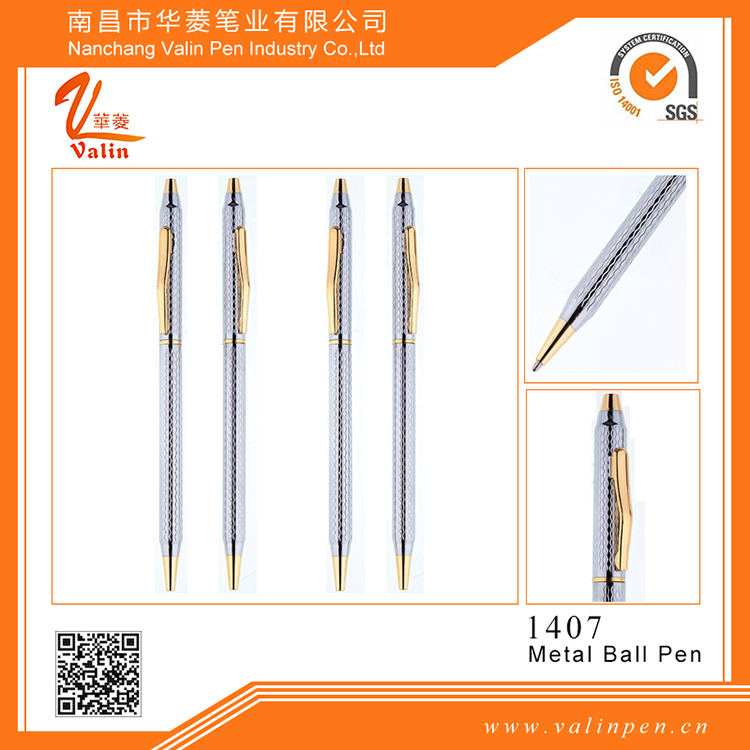 2015 new arrival innovative office stationery pen , customized ballpen , gift ball pen