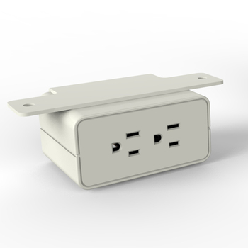 desk power outlet. USA Standard Bench Desk Mounting AC Office Power Outlets Outlet S