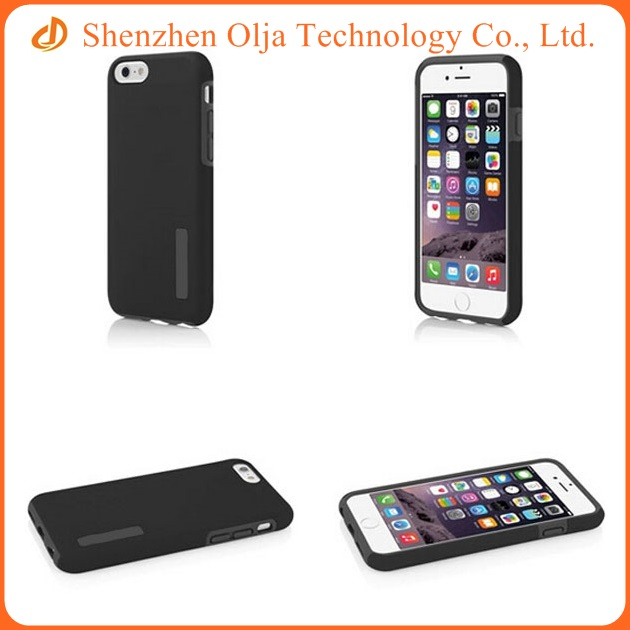 Made in china custom PC silicone cell phone case for iPhone 5