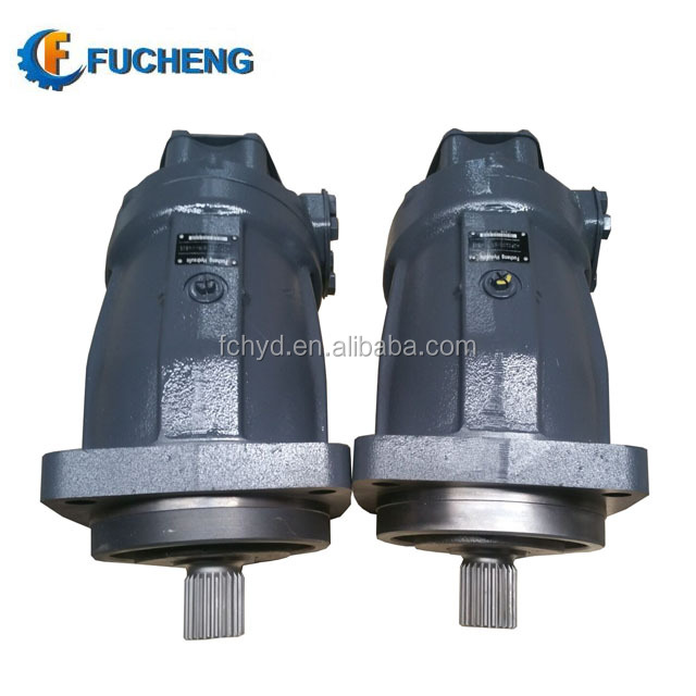 High efficiency A2F series pumps inclination axis fixed piston pump Hydraulic Motor