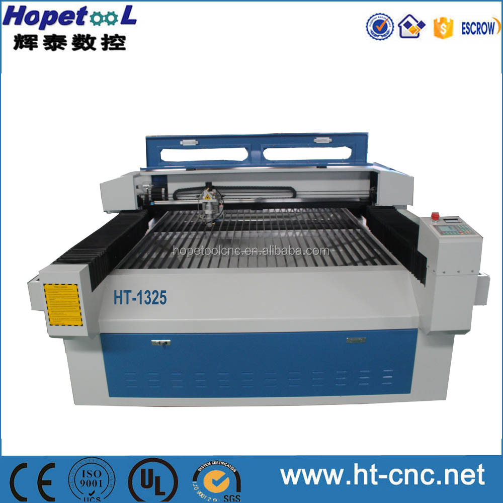 Hot selling!!!130cm*250cm laser wood and metal <strong>cutting</strong> and engraving machine