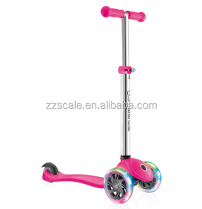 Adjustable Height Foldable Mini Push Kick Scooter for Boys Girls Child Children