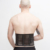 FDA Approved Wholesale Neoprene Double Pull Lumbar Support Adjustable Back Belt Pain Waist Brace with PP support plate