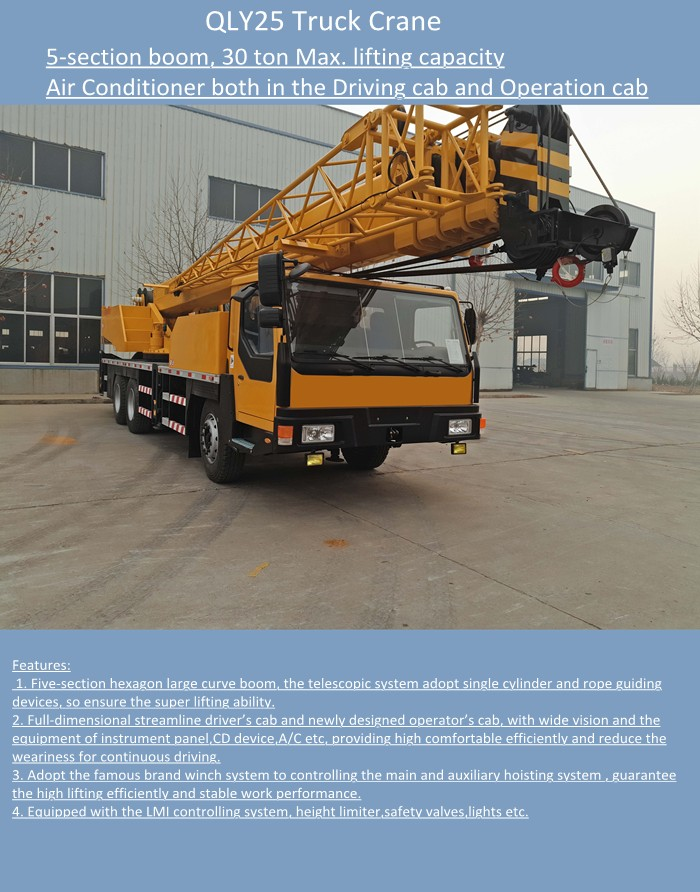 Mobile Crane Dubai : Mobile crane factory brand new ton buy