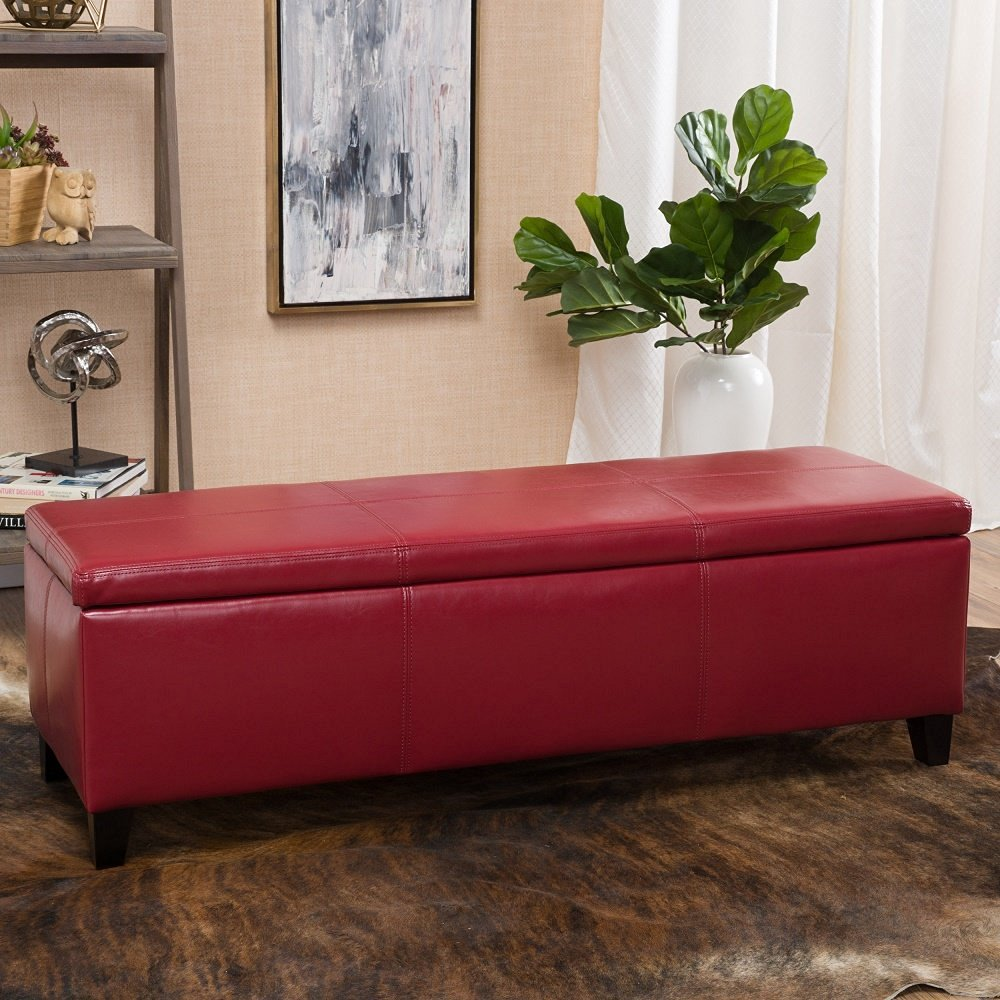 Brilliant Cheap Storage Ottoman Red Find Storage Ottoman Red Deals On Short Links Chair Design For Home Short Linksinfo