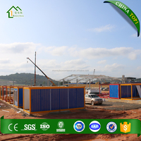 Cheap Qatar Prefab Labour Camp Accommodation made in China for sale